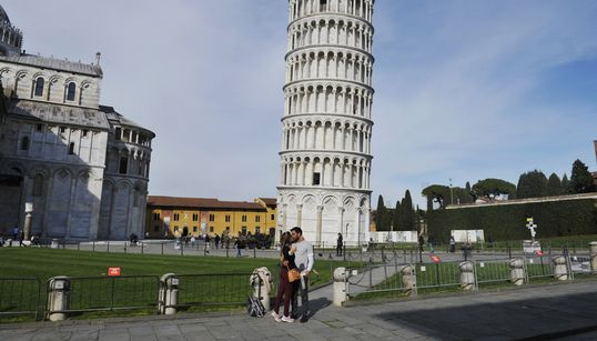 바티칸 대성당과 이탈리아 주요 관광지가 폐쇄됐다