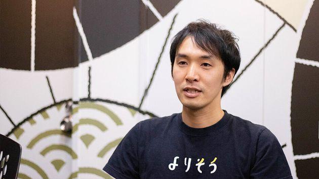 中原 功寛(33) 執行役員 経営企画部部長