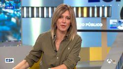 Susanna Griso, obligada a desmentir una noticia sobre el coronavirus que ella misma dio en 'Espejo Público':