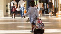 Arranca la suspensión de actividad docente en los centros educativos de Madrid para evitar contagios por