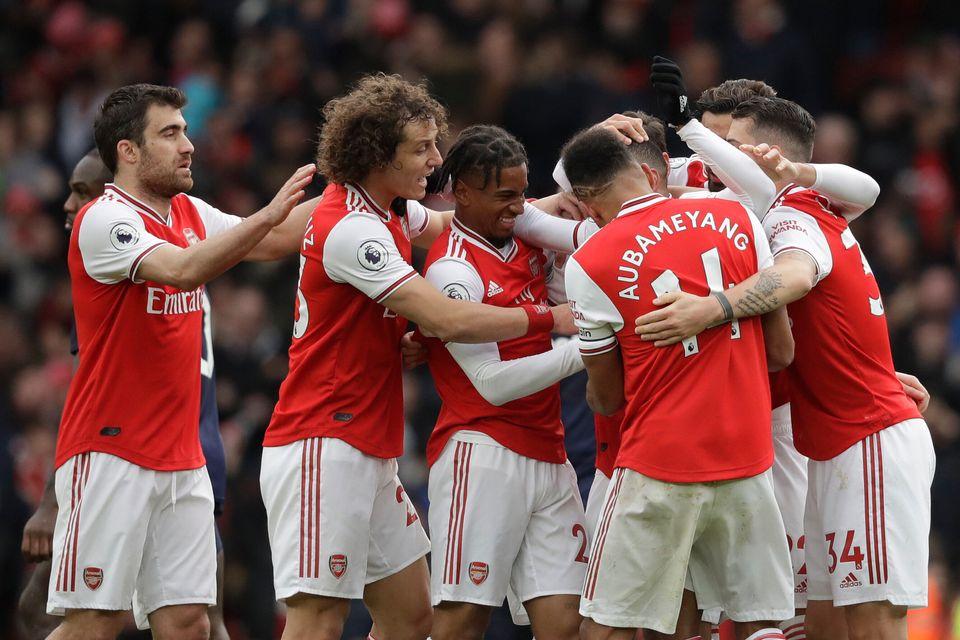 Arsenal's Premier League clash against Manchester City has been