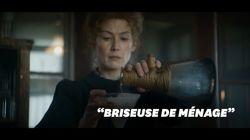 Marie Curie, déjà victime de
