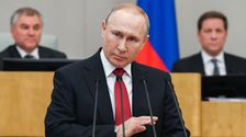 ロシアの経過の法案をプーチン大統領力の過去2024