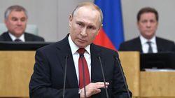 푸틴이 2036년까지 대통령 임기를 연장하려고 하는 것