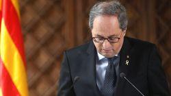 Cataluña suspende las actividades con más de mil personas durante quince