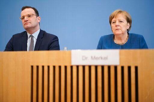 Η Γερμανίδα καγκελάριος,...
