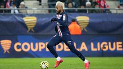 La finale de la Coupe de la Ligue PSG-Lyon reportée pour cause de