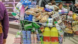 Algunos supermercados de Madrid dispararon sus ventas un 145% por el