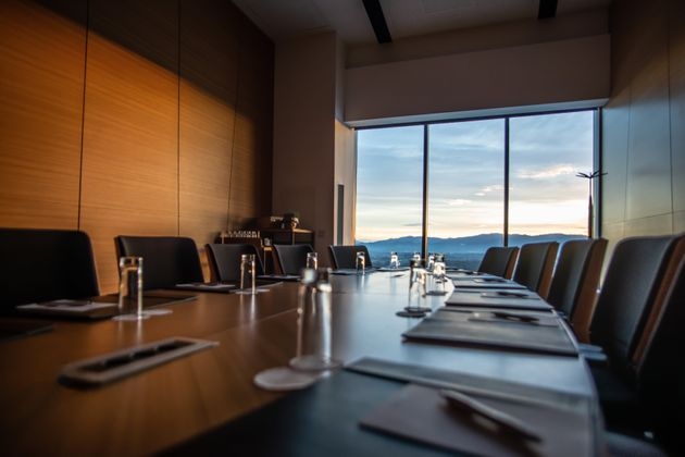 Modern Meeting Room in the