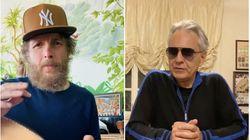 Em meio ao surto de coronavírus, artistas italianos lançam campanha 'Eu fico em