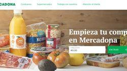 Mercadona y otros supermercados suspenden los pedidos online en