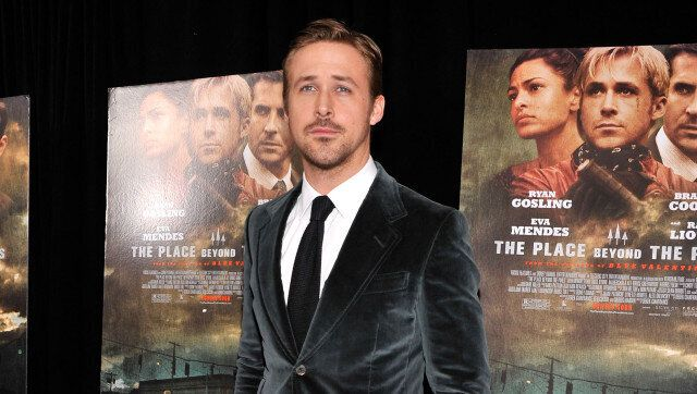 NEW YORK, NY - MARCH 28:  Actor Ryan Gosling attends 'The Place Beyond The Pines' New York Premiere at Landmark Sunshine Cinema on March 28, 2013 in New York City.  (Photo by Stephen Lovekin/Getty Images)