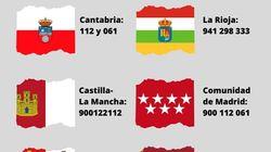 Estos son los teléfonos de atención sanitaria por coronavirus, según comunidad