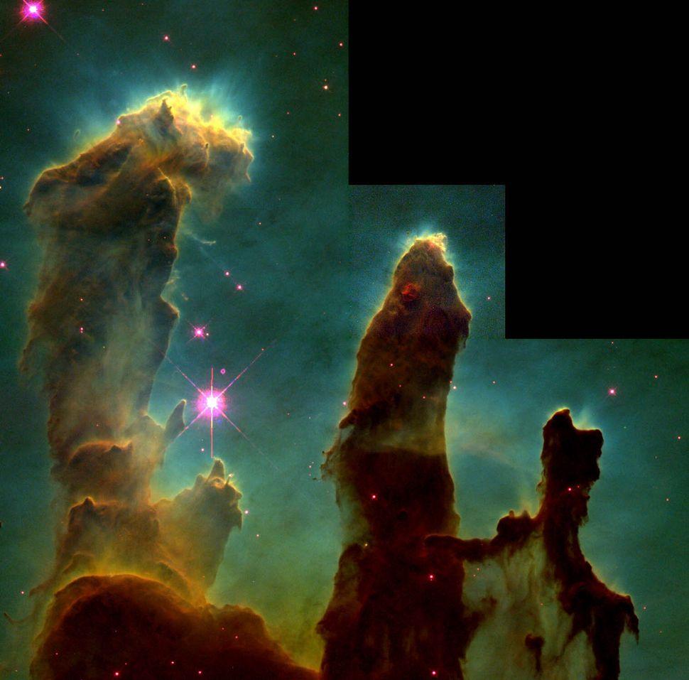 1995: Eagle Nebula, M16  Credit: NASA, ESA, STScI, J. Hester and P. Scowen (Arizona State University) <br> <br> (Read about t