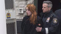 Audrey Gagnon se reconnaît coupable du meurtre non prémédité de sa fille