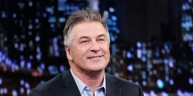 LATE NIGHT WITH JIMMY FALLON -- Episode 911 -- Pictured: Actor Alec Baldwin on Monday, October 21, 2013-- (Photo by: Lloyd Bi