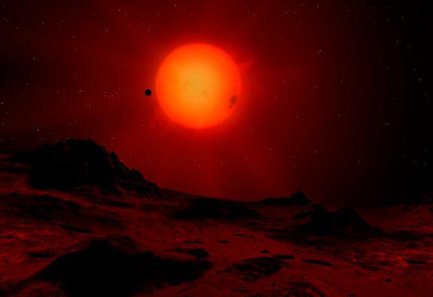 Les températures à la surface de WASP-76b peuvent atteindre les 2400°C mais la nuit...