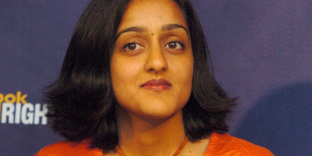 Vanita Gupta, receipient, a New York City attorney who successfully orchestrated an extraordinary campaign to fight racism in