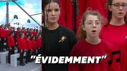 L'émouvante reprise de France Gall par des enfants en hommage aux victimes du