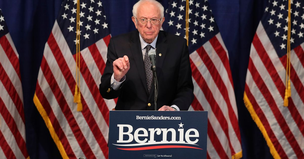 Bernie Sanders Quits US Presidential Race