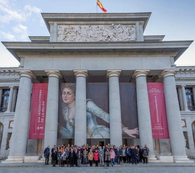 Cultura cierra a partir de este miércoles Prado, Reina Sofía y Thyssen y Patrimonio cierra El Escorial,...