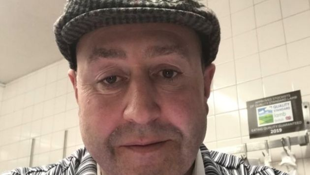 Butcher Dave Jones