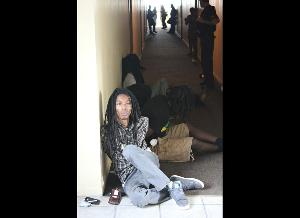 Leo Cole, 29, was one of five men arrested at a Lauderhill apartment Friday after Metro Broward Drug Task Force detectives an