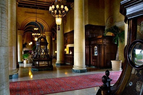 The Biltmore Hotel was built in 1926 and served as a hot spot for Coral Gables visitors. During WWII, it was converted into a