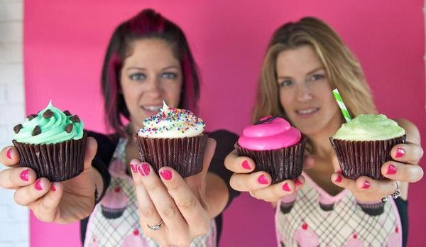 """Founded by by two gluten-free sisters who were tired of """"decent"""" gluten-free desserts, Whisk Gluten-Free Bakery is very, very"""