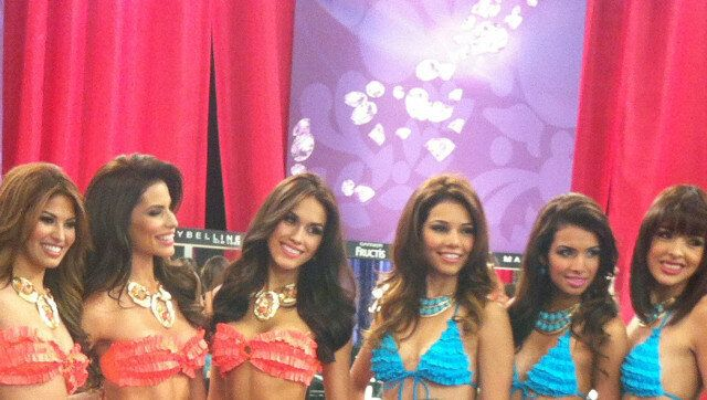 Nuestra Belleza Latina 2013: 12 Candidates Compete To ...