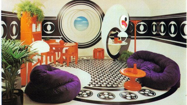 Bloomingdales Vintage Home Photos A Piece Of Awesomely Retro 70s Interior Design History Huffpost Life