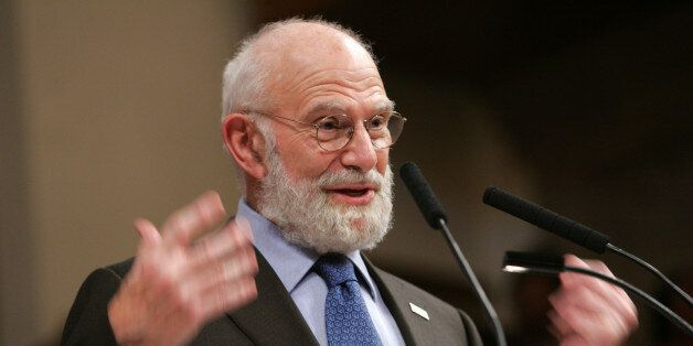 NEW YORK, NY - MAY 31:  Dr. Oliver Sacks speaks at the 'Music & the Brain' presentation at the Abyssinian Church at the World Science Festival on May 31, 2008 in New York City.  (Photo by Thos Robinson/Getty Images for World Science Festival)