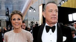 Tom Hanks, Rita Wilson Say They've Tested Positive For