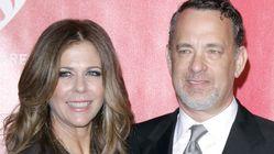Tom Hanks et son épouse ont contracté le