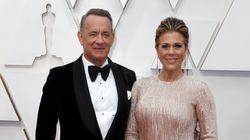 Tom Hanks et sa femme Rita Wilson testés positifs au