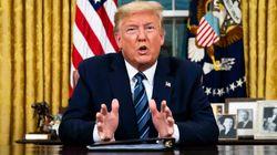 Trump suspende viagens da Europa para os EUA para combater o