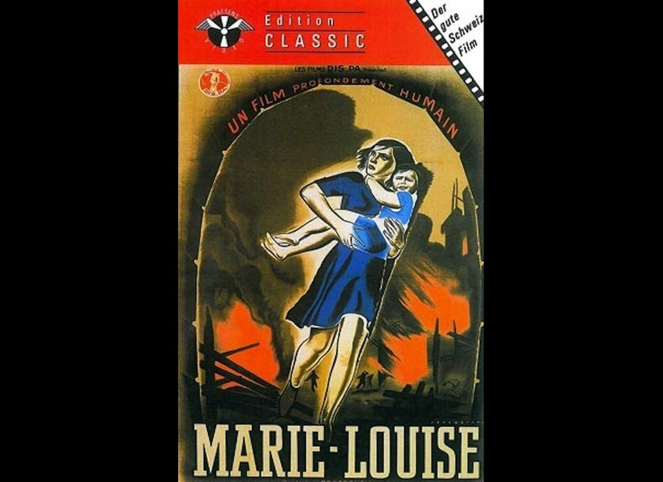 """1945's """"Marie Louise"""" was the first foreign film to ever win an Academy Award. It follows a young French girl's emotional tra"""