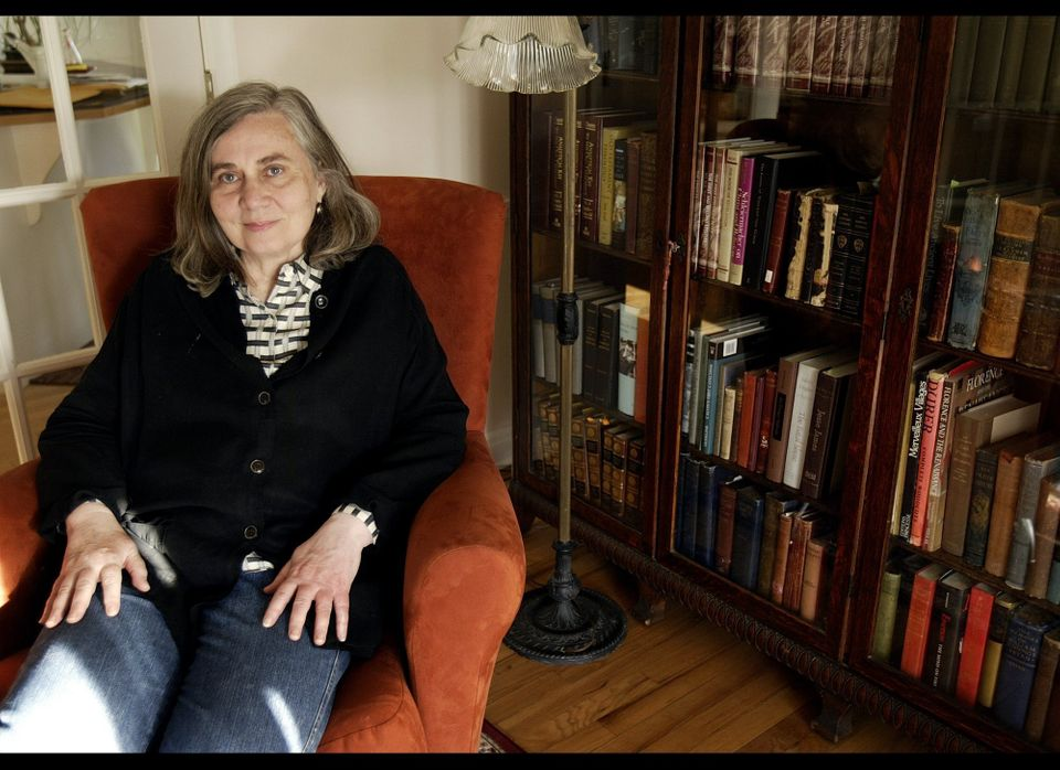 """Sporadic-but-expert author Marilynne Robinson takes on <a href=""""http://www.npr.org/2012/03/11/148238949/artful-american-essay"""