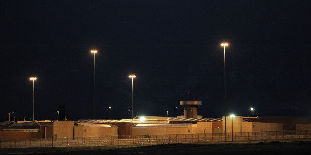 The Florence Federal Prison Complex in Florence, Colorado, shown on November 20, 2009, is home to the area known as Supermax