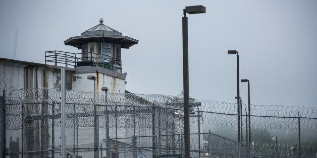 DANNEMORA, NY - JUNE 15:  Clinton Correctional Facility is seen where two convicted murderers escaped from the prison on June