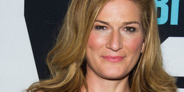 WATCH WHAT HAPPENS LIVE -- Pictured: Ana Gasteyer -- (Photo by: Charles Sykes/Bravo/NBCU Photo Bank via Getty Images)