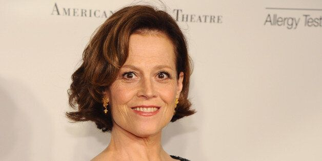 NEW YORK, NY - OCTOBER 30: Actress Sigourney Weaver attends American Ballet Theatre 2013 Opening Night Fall Gala at David Koch Theatre at Lincoln Center on October 30, 2013 in New York City. (Photo by Gary Gershoff/WireImage)