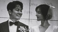 가수 정엽이 7살 연하의 아내 사진 처음 공개하며 한