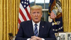 Donald Trump suspende durante 30 días los vuelos procedentes de Europa por el