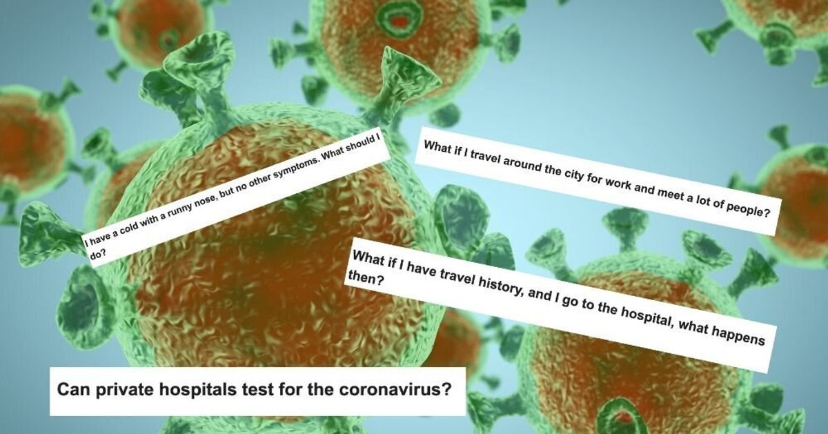 Coronavirus Frequently Asked Questions Answered Huffpost India