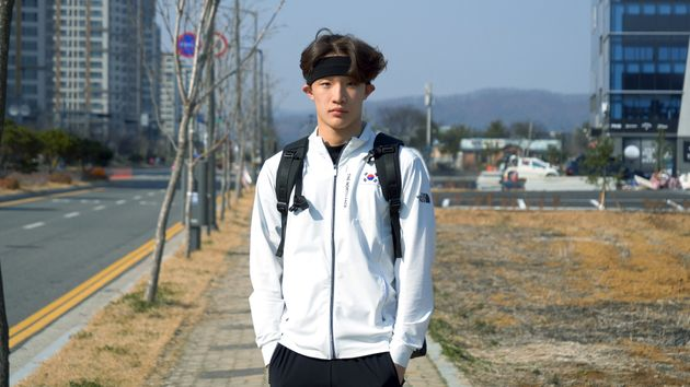 김지욱 다이빙