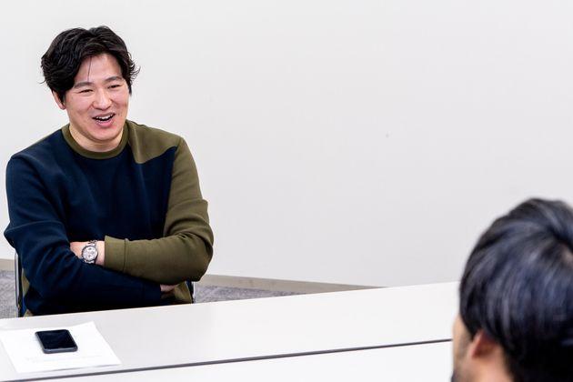 「誰でもちょっとした努力で、社会に対して良いことができる「仕組み」が必要」と語る古川さん