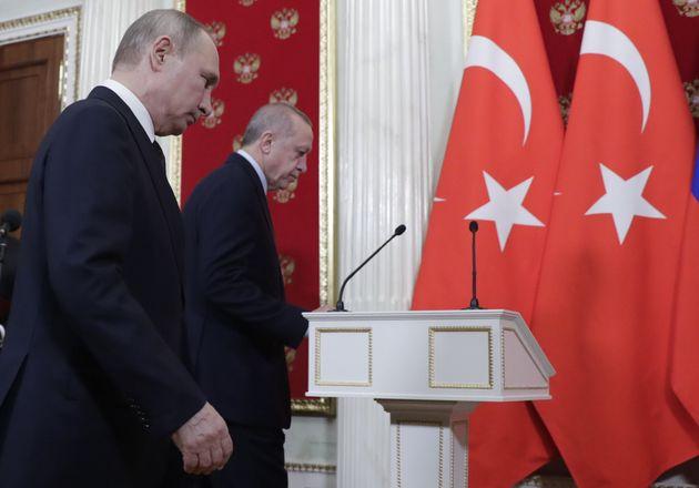 Τουρκία και Ρωσία συμφώνησαν στις λεπτομέρειες για την εκεχειρία στην
