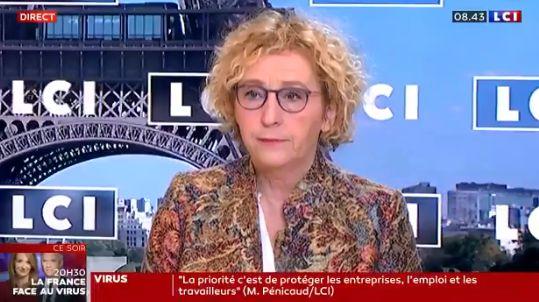 Pénicaud n'exclut pas de revenir sur les nouvelles règles de l'assurance chômage...
