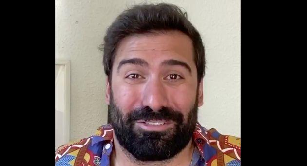 Jorge Cremades, en su vídeo sobre el